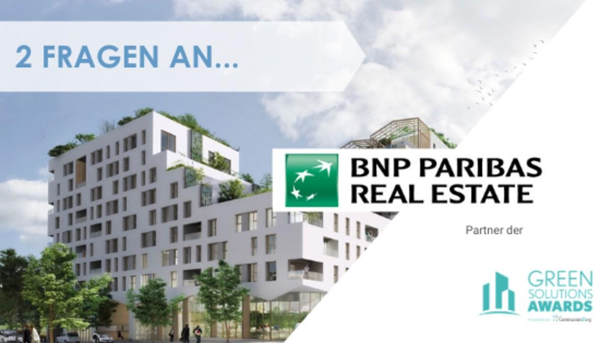 2 Fragen an Catherine Papillon, Head of Sustainable Development & CSR bei BNP Paribas Real Estate