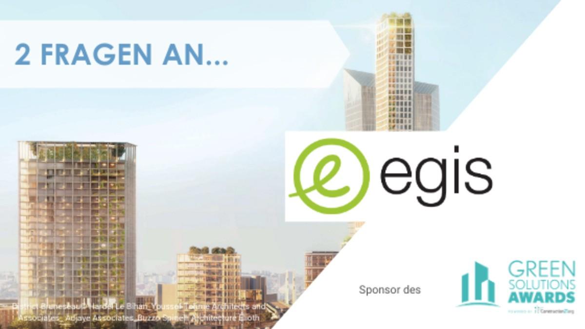 2 Fragen an ... Laurent Germain, Geschäftsführer von EGIS