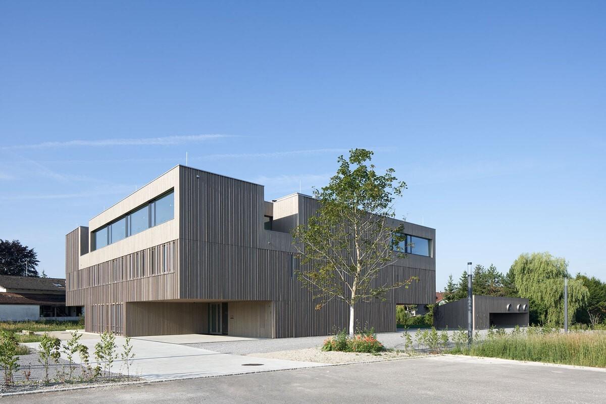 Büro- und Laborgebäude, Riedering, Deutschland