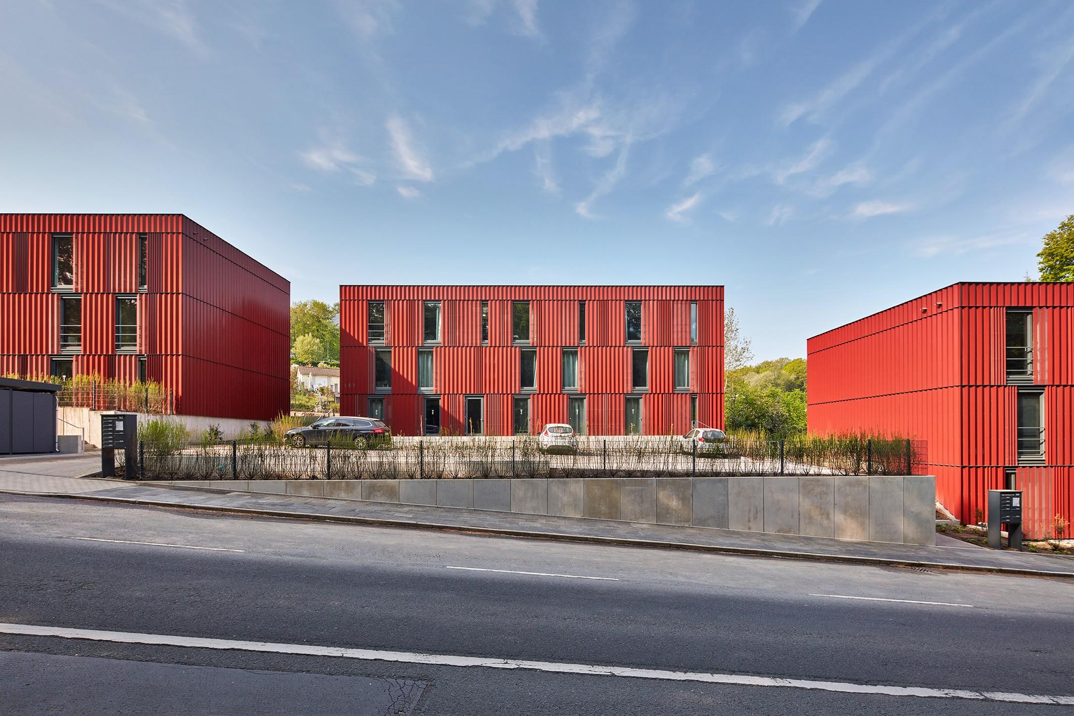 Holzhybridbau: 132 neue Wohnplätze im Passivhausstandard - Variowohnen Wuppertal
