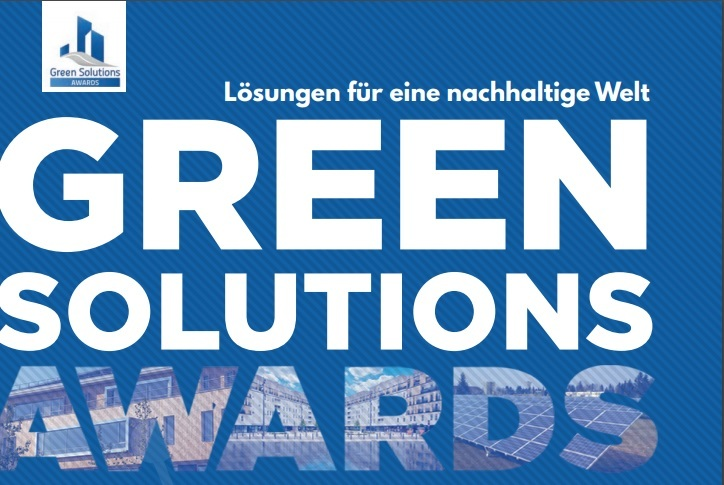 Green Solutions Awards 2018: Start am 15. März bei der MIPIM