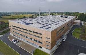 Hettich B7 - ein zukunftsfähiger Industriebau