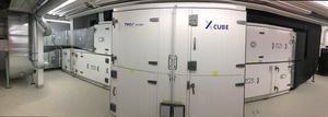 Trox Cube ventilation unit