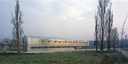 Nueva sede naturgas bilbao construction21 - Estudios arquitectura bilbao ...