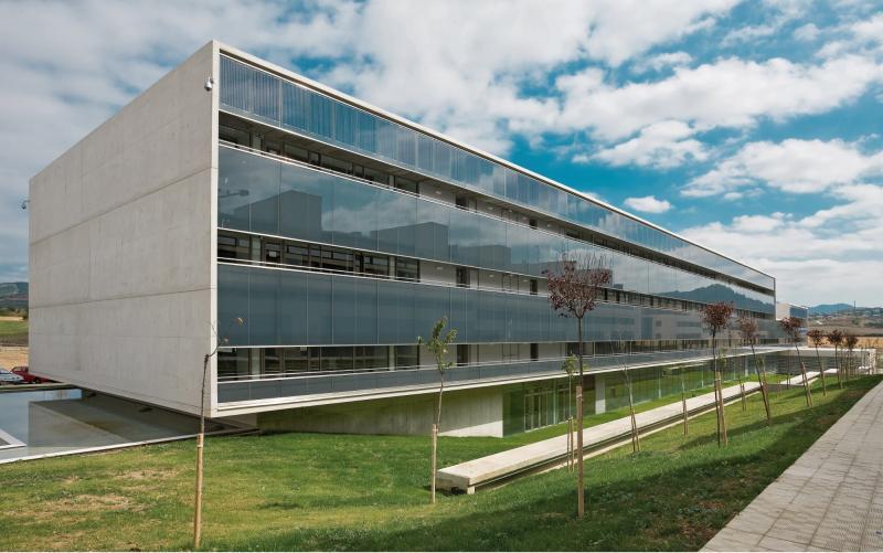 Edificio de oficinas para tracasa construction21 - Edificio de oficinas ...