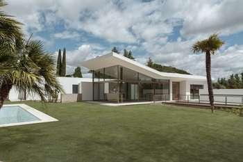 Detached house in Alcobendas