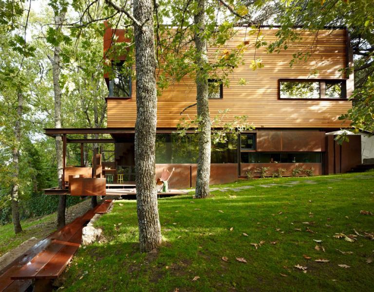 Vivienda en san rafael construction21 - Casas ecologicas en espana ...