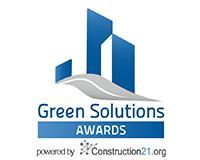 Green Solutions Awards 2017 - Edificios