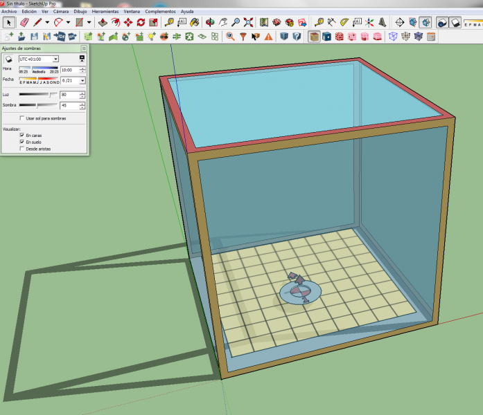 Construction21 cuidado con la herramienta sombras de sketchup for Oficina consumo pontevedra