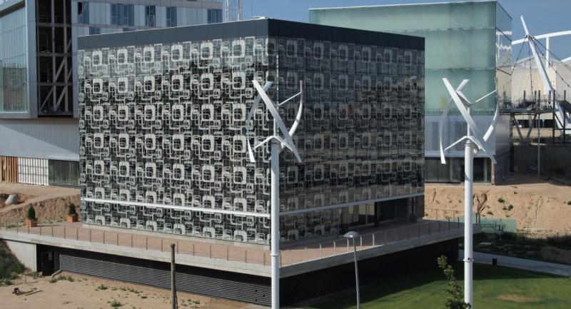 Edificio ciem de zaragoza construction21 - Construccion zaragoza ...
