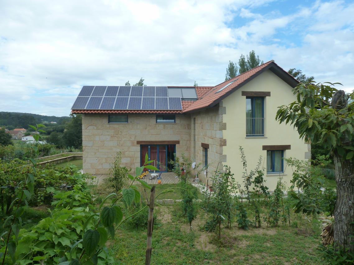 Casas contenedores espana dise os arquitect nicos - Casas sostenibles espana ...