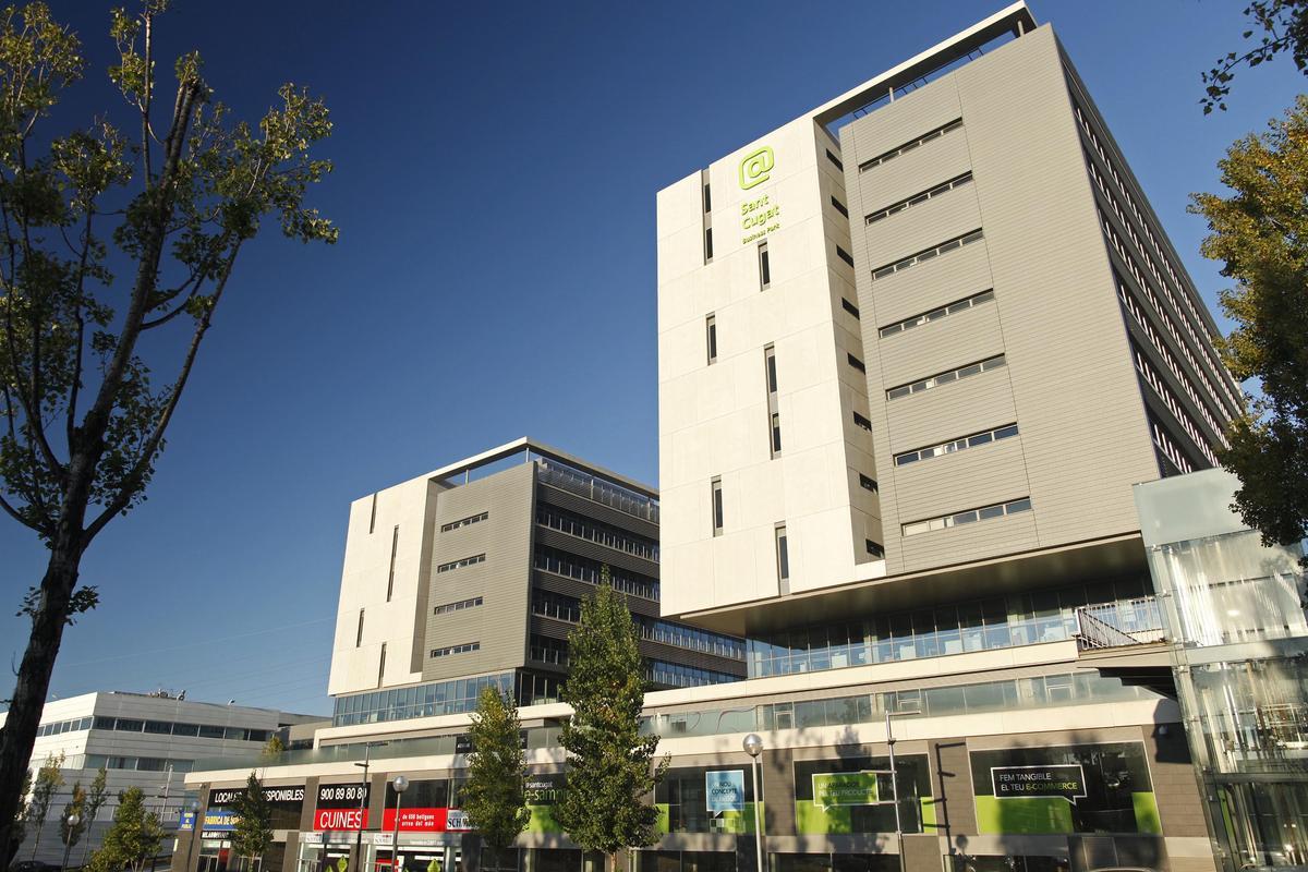 Sant cugat business park construction21 - Trade center sant cugat ...