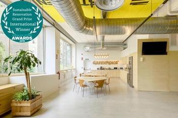 Greenpeace Spain Headquarters