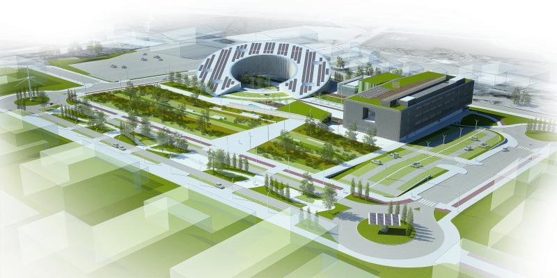 Orona Ideo Innovation City Construction21