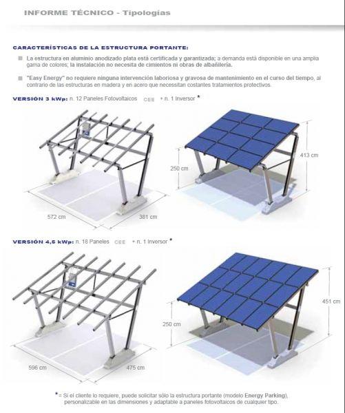 Construction21 Estructuras Para Parking Solares