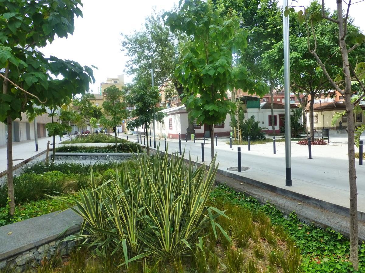 Regeneración urbana en el barrio Les Roquetes, Barcelona ...