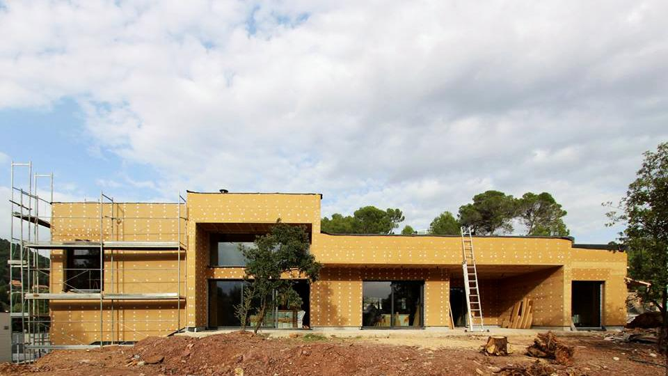 Casa boix vivienda unifamiliar en matadepera construction21 for Coste construccion vivienda unifamiliar