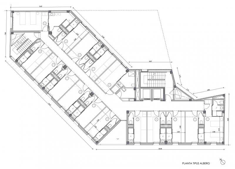 Twentyt 250 Hi Tech Hostel Construction21