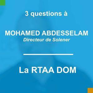 #27 [Vídeo - 3 preguntas a] ¿Qué es la RTAA DOM?