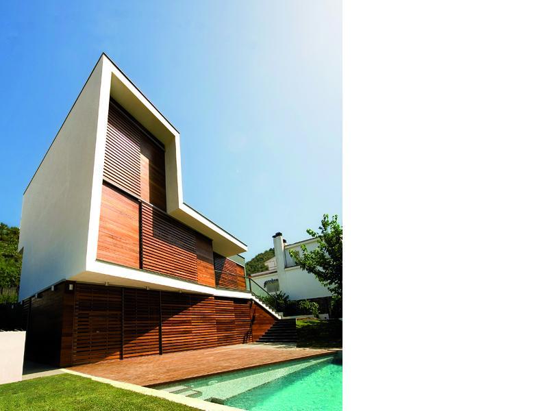 Casa unifamiliar aislada en roses construction21 - Proyecto casa unifamiliar ...