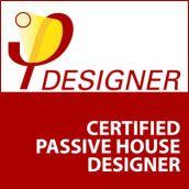 Logo Certified Passive House Designer