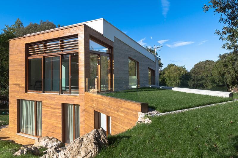 Entreencinas passivhaus construction21 - Casas ecologicas en espana ...