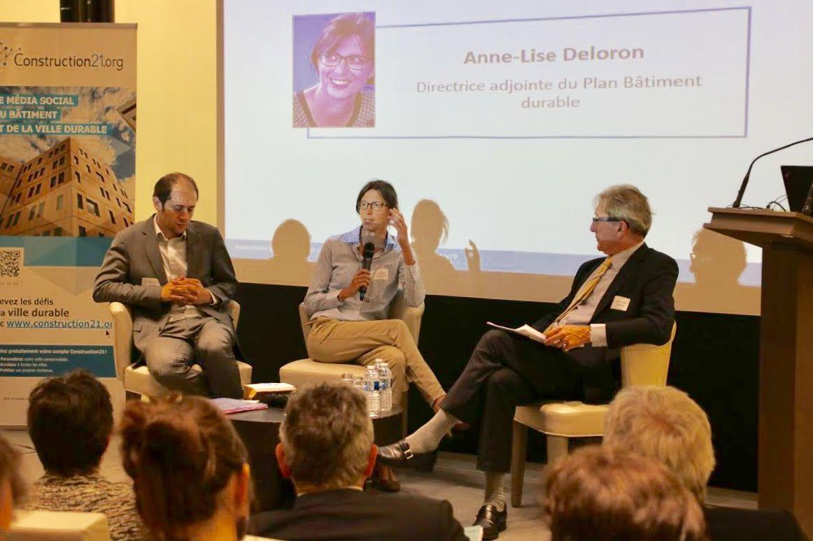 Anne-Lise Deloron et Sébastien Delpont