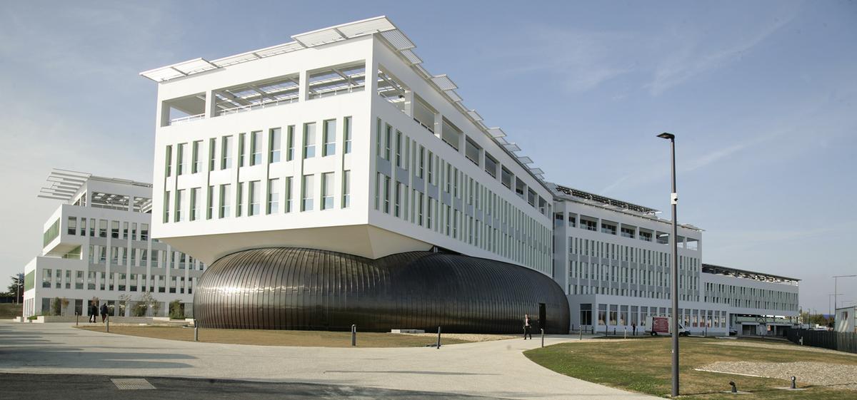 Headquarters Of Credit Agricole Charente Maritime Deux Sevres