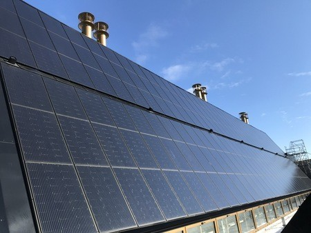 Capteurs solaires aérovoltaïques