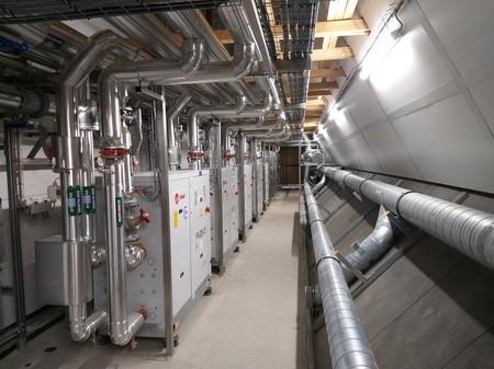 Pompes à chaleur eau/eau