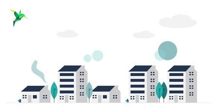 ACV dynamique vs ACV statique (2/3) : étude de cas pour des logements collectifs