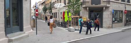 Développer la marche en ville : enjeux, outils de planification et d'aménagement