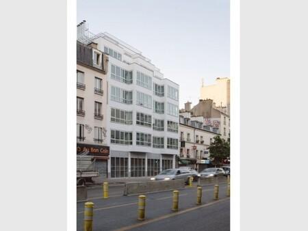 A Paris, un immeuble allie continuité historique formelle et nouveaux matériaux