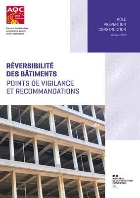 Réversibilité des bâtiments – Points de vigilance et recommandations