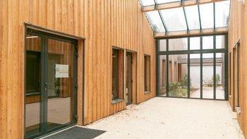 Ecoconstruction Center Of Beaulieu Lès Loches Construction21