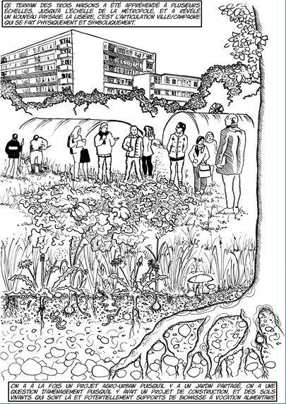 agro urbanisme participatif