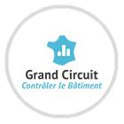 Grand circuit contrôler le bâtiment