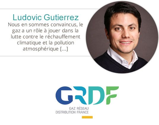 GRDF Green Solutions Awards gaz