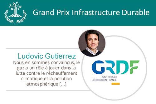 GRDF Green Solutions Awards gaz