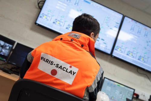 Paris-saclay réseau de chaleur et de froid de 5e génération