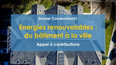 [Appel à contributions] Dossier Construction21