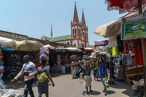 dossier afrique ville durable
