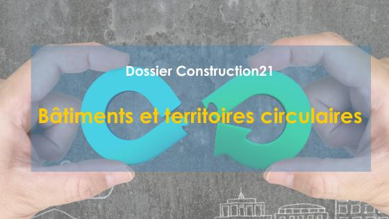 Bâtiments et territoires circulaires