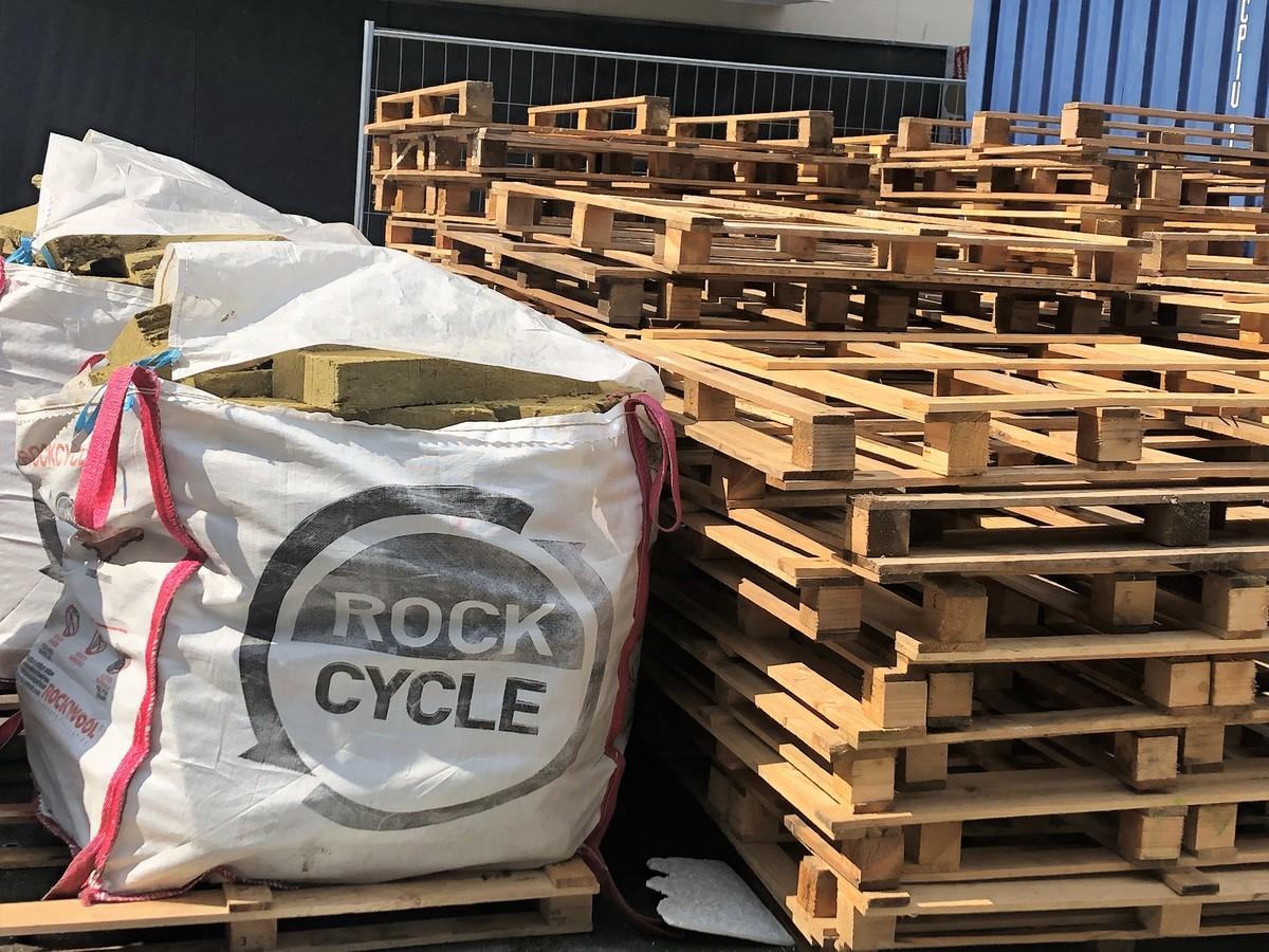 Service de recyclage Rockcycle