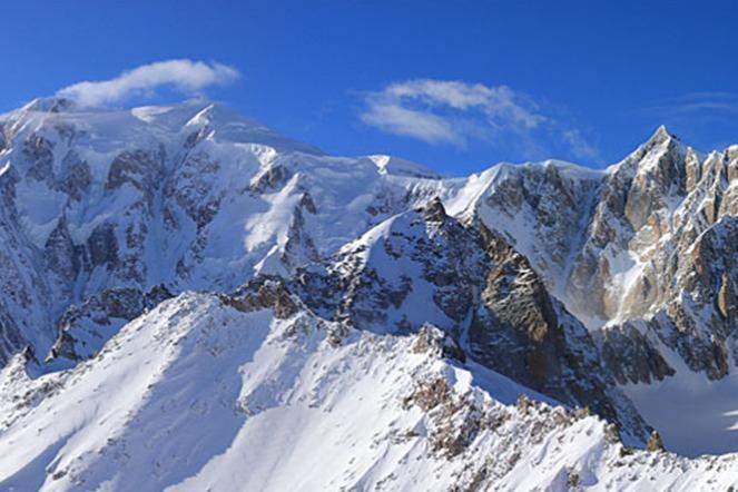 #3 Les sources du Mont Blanc: eaux pures et cristallines