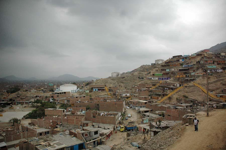 Construction durable, climats chauds, Pérou