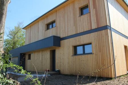 Maison passive individuelle en ile de france construction21 for Maison individuelle ile de france