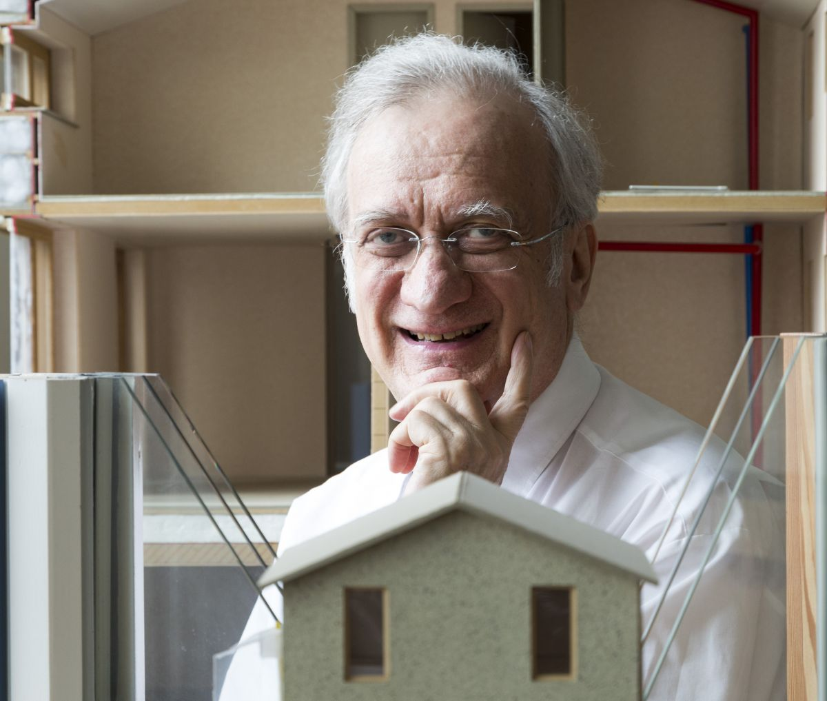 The first Passive House: Interview with Dr. Wolfgang Feist (part1)