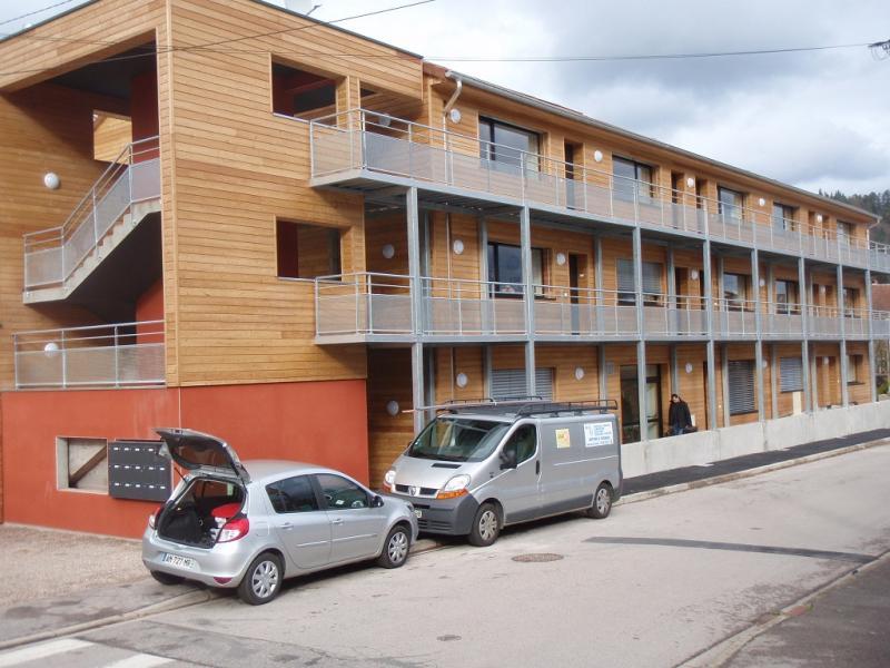 Restructuration passive d 39 un immeuble raon l 39 etape for Cout de construction immeuble