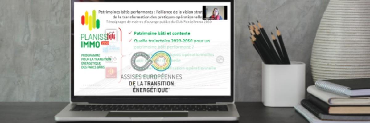 Les utilisateurs de Planiss'Immo 2050 partagent un bilan motivant et instructif de leur démarche